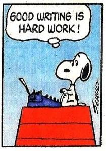 snoopy-good-writing-is-hard-work.jpeg