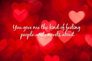 Happy Valentine's to Mr. Rockstar/Truck Driver!!! I love you!!!!