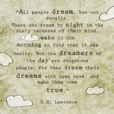all people dream