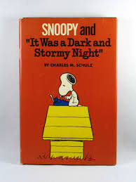 Snoopy's book